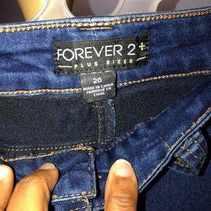 Forever 21 Jeans - FOREVER21 SKINNY LEG JEANS